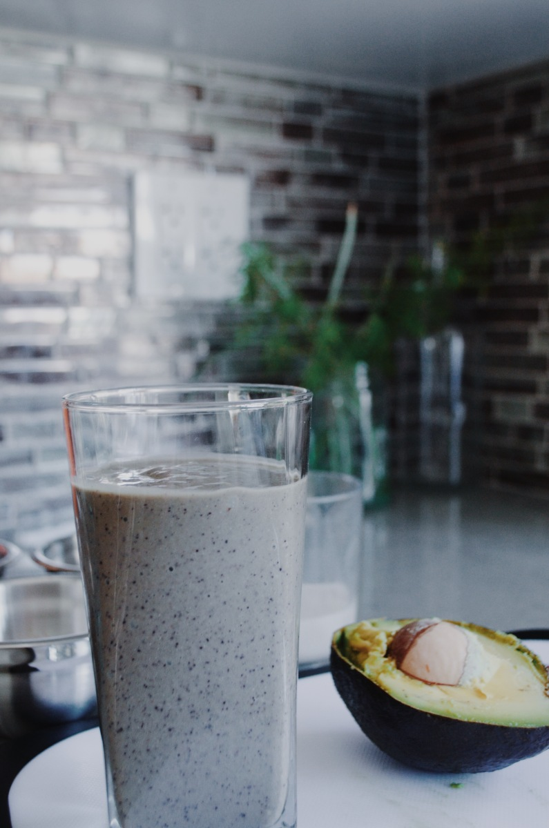 Meal Replacements: Avo-Love Smoothie